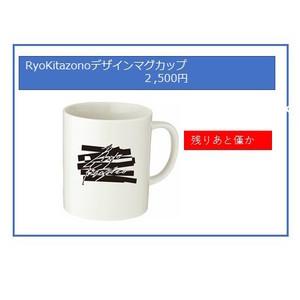 Ryokitazonoデザインマグカップ