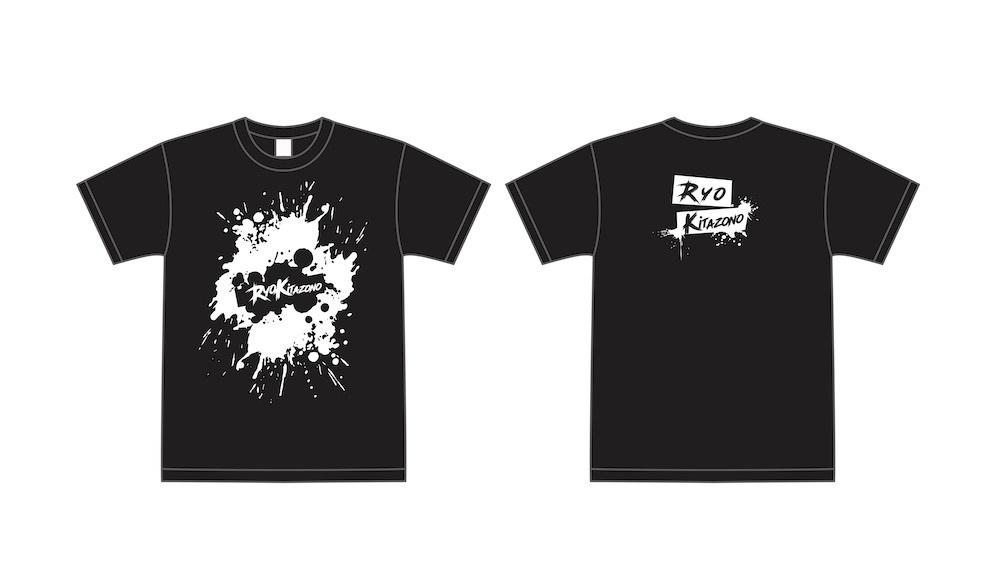 北園涼 オリジナルTシャツ