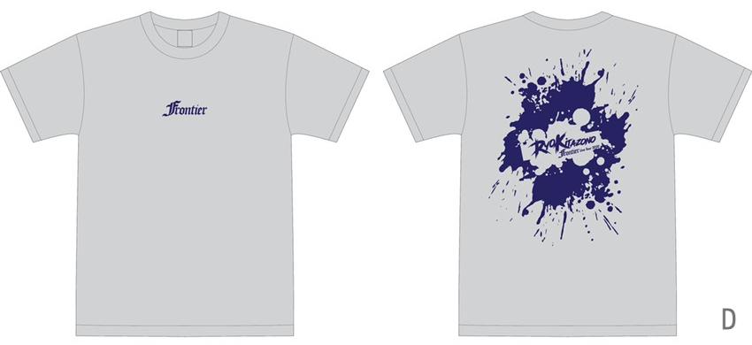 Frontier Tシャツ