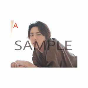 通信販売限定A4写真(A・B全2種)